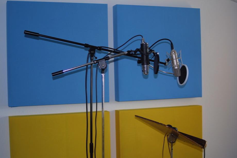 Mikrofon zu leise bei der Aufnahme