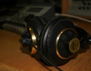 Podcast Kopfhörer