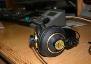 Studiokopfhörer Impedanz
