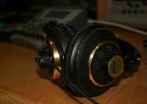 Studiokopfhörer Schallisolierung