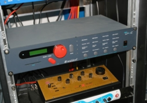 Audio Interface Ausgänge