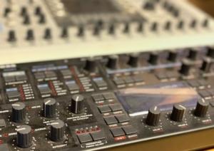 Audio Interface oder Mischpult